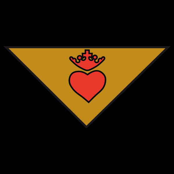 Armoiries de Sainte-Thècle
