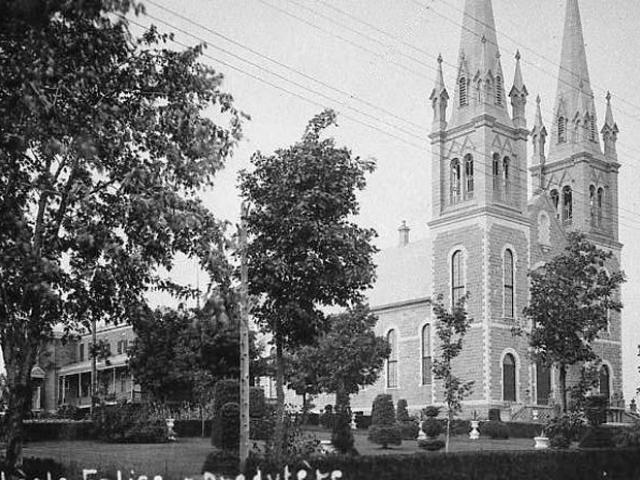 Église - Sainte-Thècle