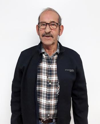 Bertin Cloutier - Conseiller municipal - Siège #6