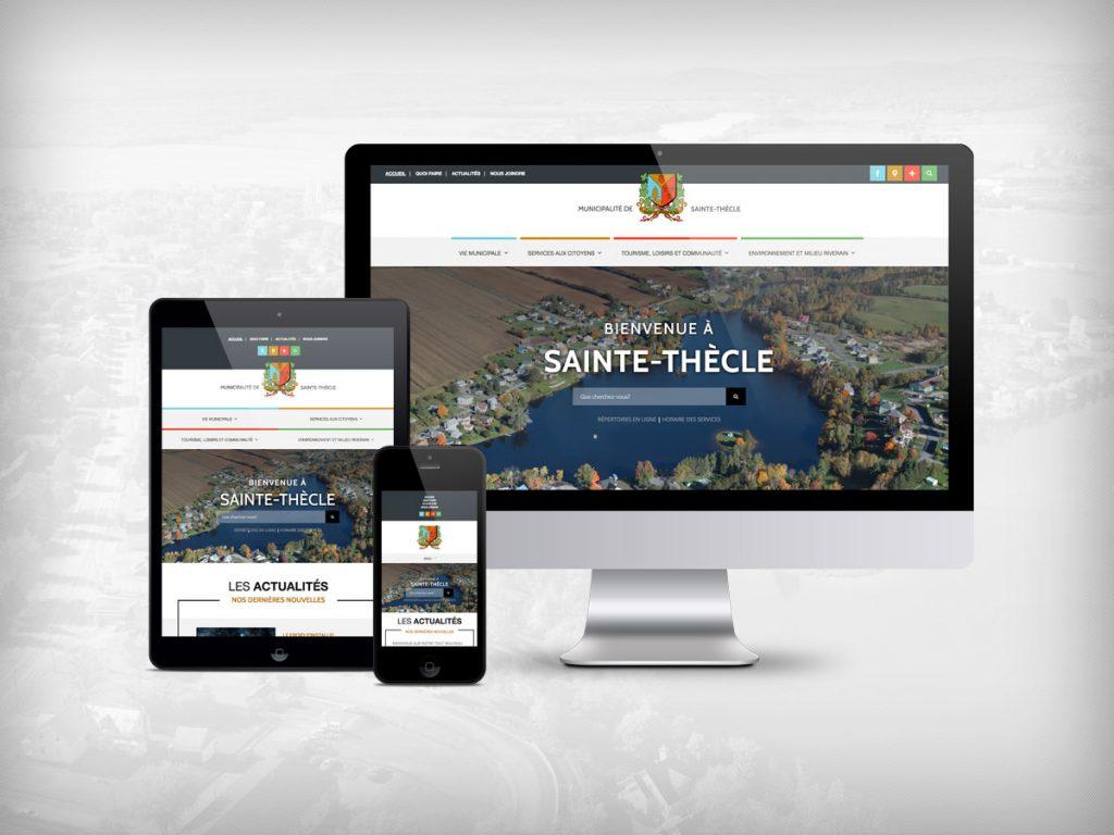 Bienvenue sur notre tout nouveau site web!