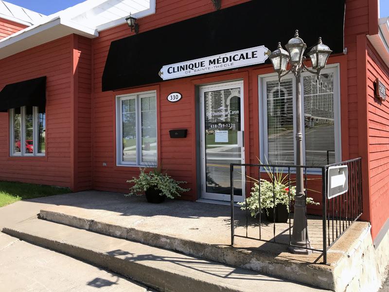 Clinique dentaire Sainte-Thècle