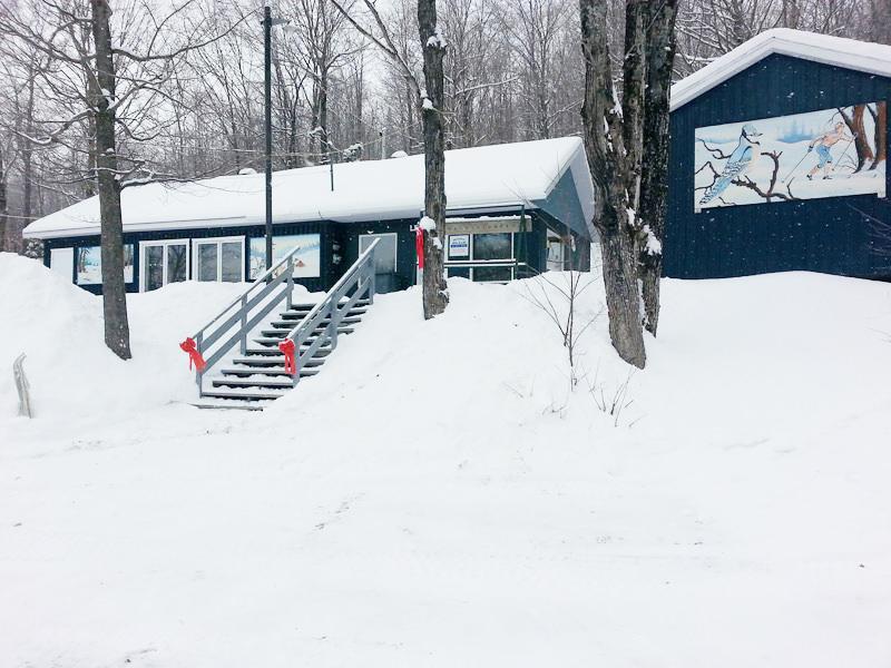 Club de ski de fond - Le Geai Bleu