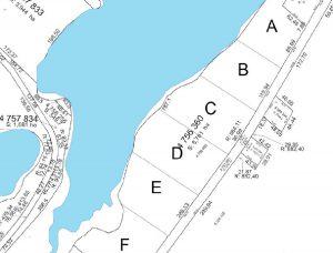 Développement Lac des Chicots