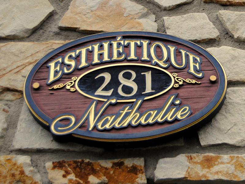 Salon d'Esthétique Nathalie Bédard