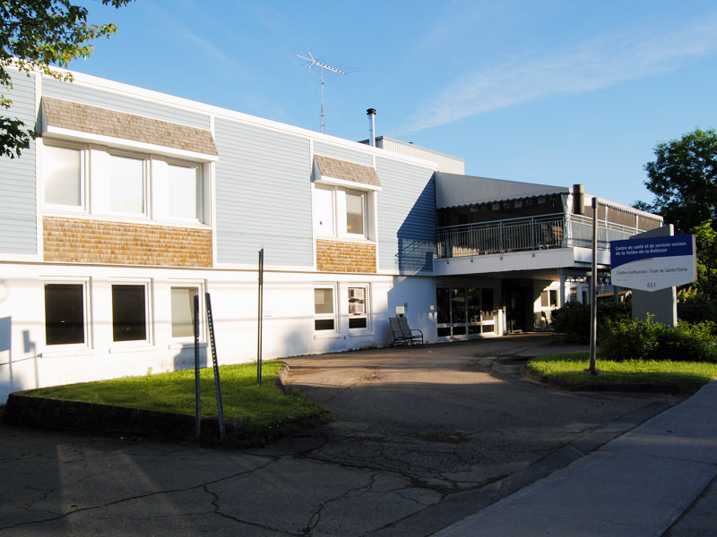 Centre d'hébergement de Sainte-Thècle (Foyer de Sainte-Thècle)