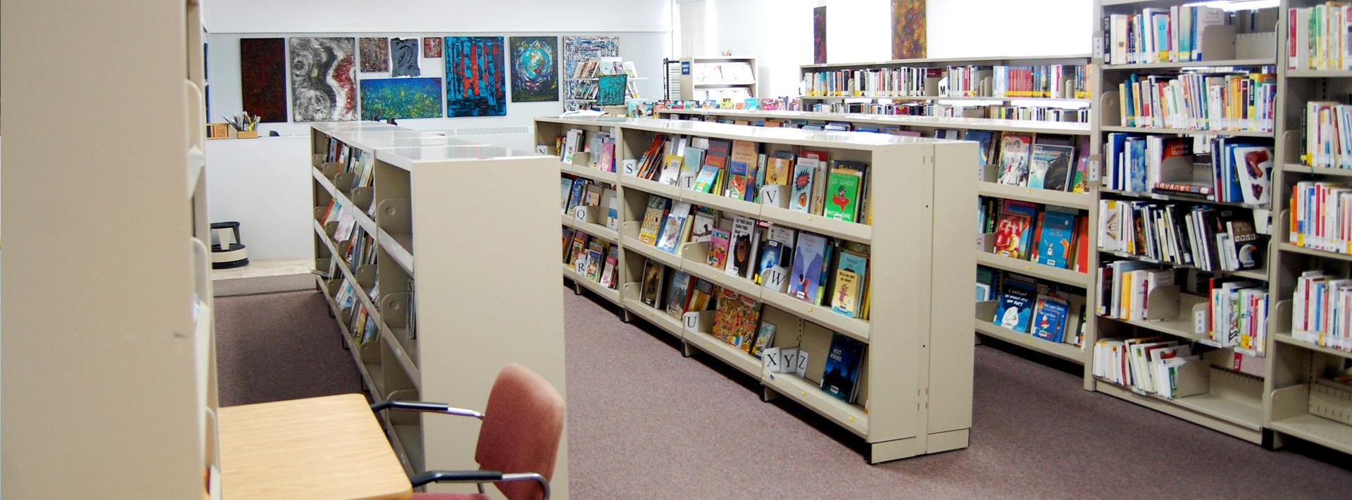 Image en-tête - Bibliothèque municipale