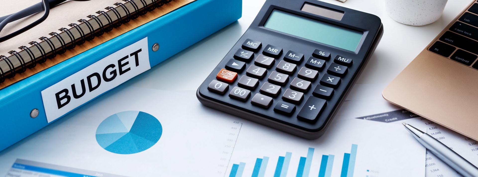 Image en-tête - Budgets et états financiers