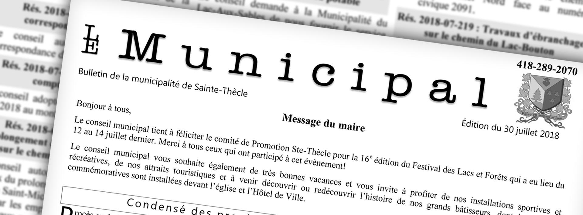 Image en-tête - Bulletin municipal