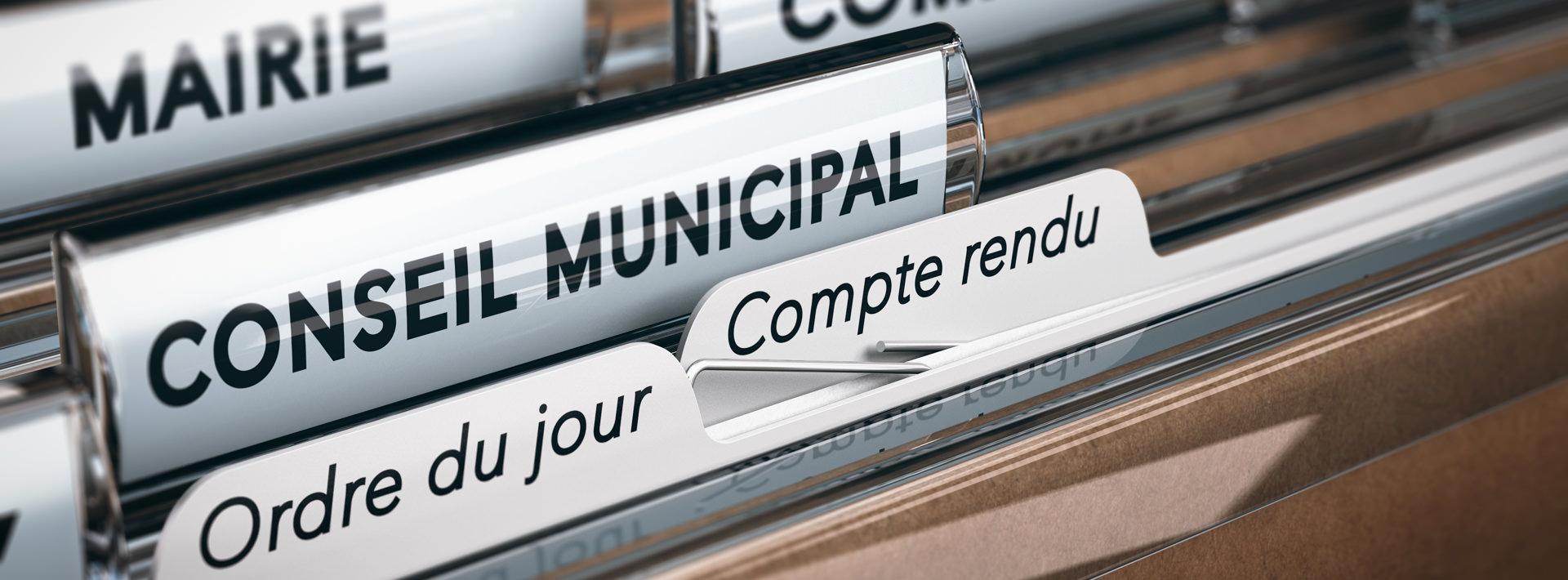 Image en-tête - Conseil municipal