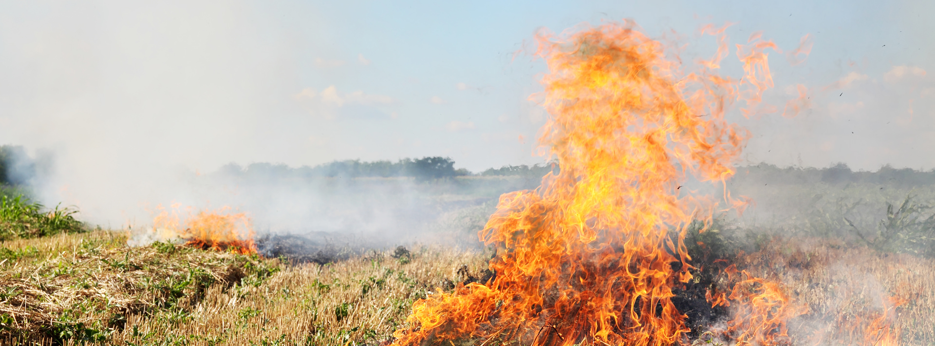 Image en-tête - Danger d'incendie