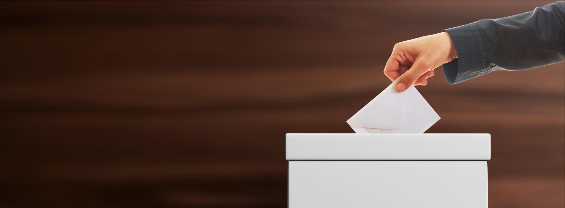 Image en-tête - Élection municipale
