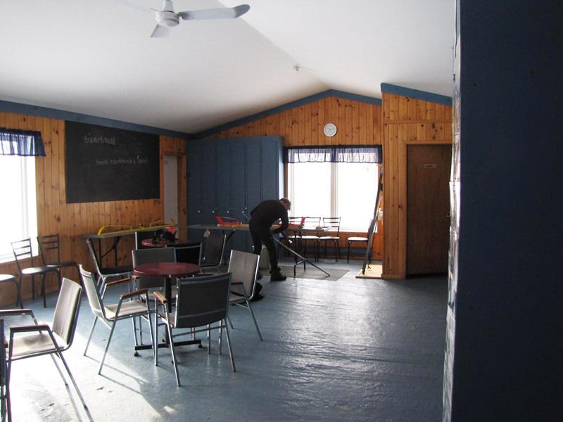 Location de salles - Club de ski de fond - Le Geai Bleu