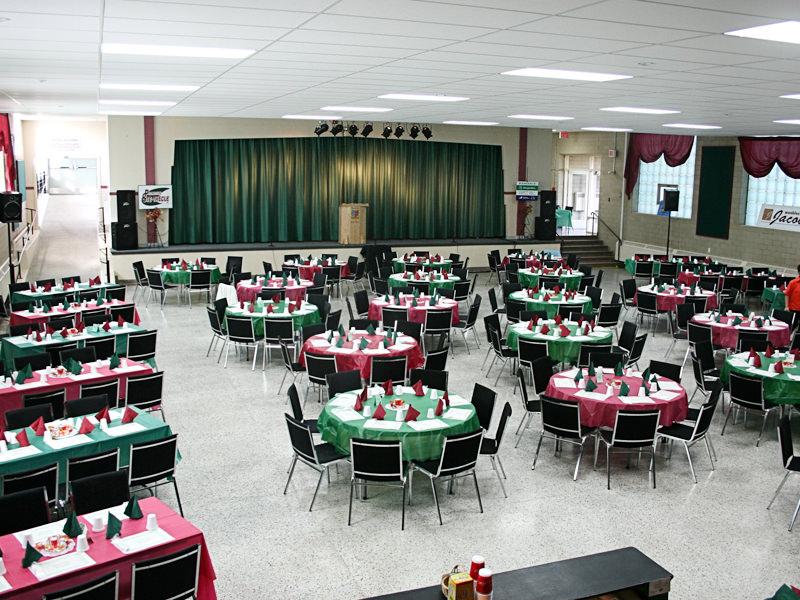 Location de salles - Salle Aubin