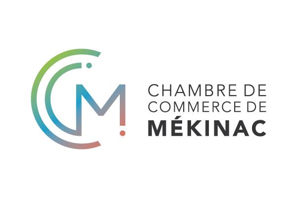 Logo Chambre de commerce de Mékinac