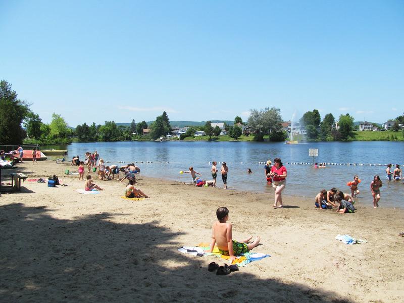 Parcs et Espaces verts - Parc St-Jean-Optimiste