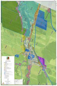 Annexe A - Plan de zonage village