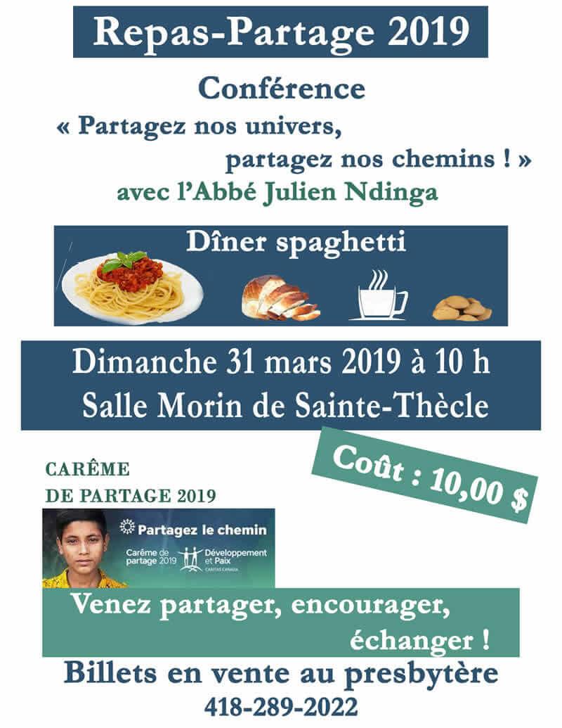 Repas-partage 2019