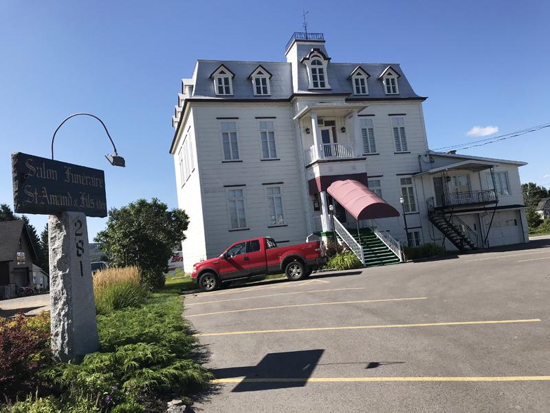 Salon funéraire St-Amand & Fils Ltée